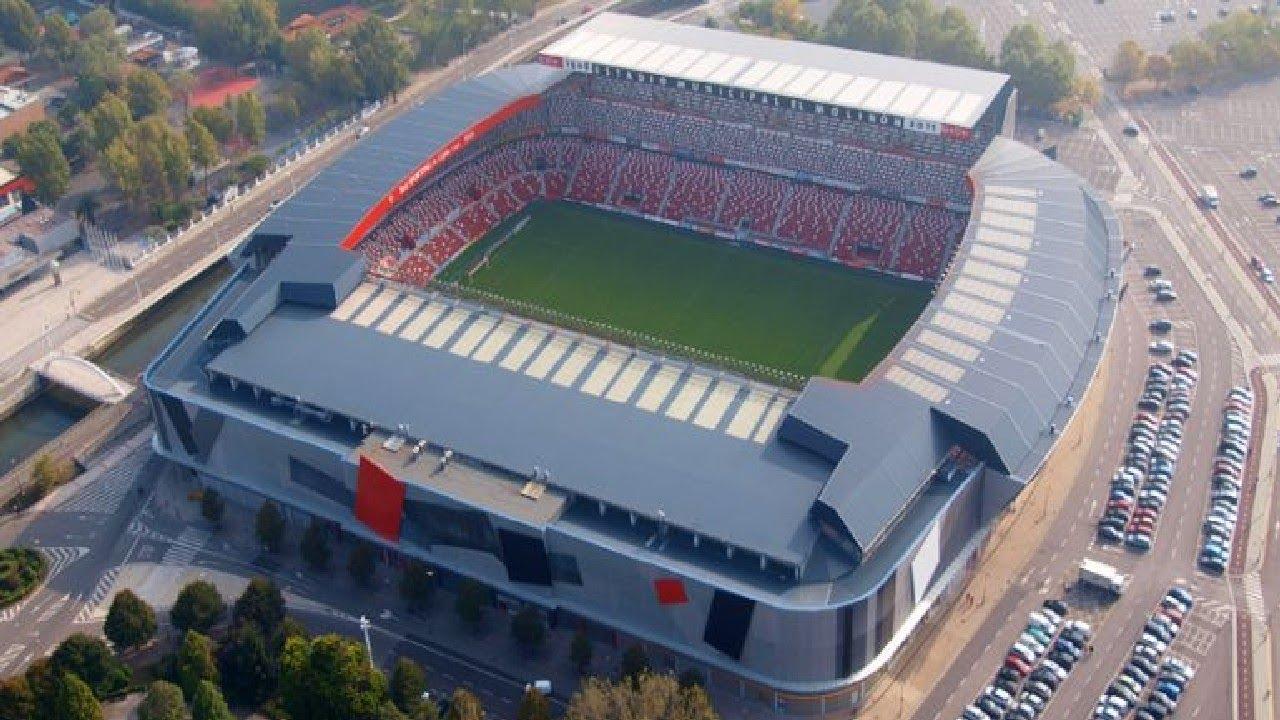 Segunda División Spain Stadiums 2019 20 Youtube