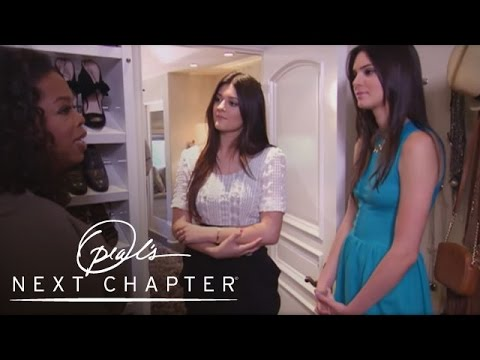 A Tour of Kylie and Kendall Jenner's Closets | Oprah's Next Chapter | Oprah Winfrey Network