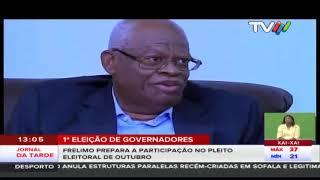 1ªELEIÇÃO DE GOVERNADORES
