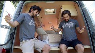 Vlog_06 | Van Progress & We Have T-Shirts!