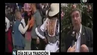 ADULTOS MAYORES MUNICIPALIDAD DE SALTA. DÍA DE LA TRADICIÓN 2018. Canal 11