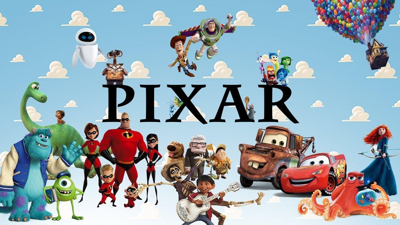 Pixar 1995-2020 II 25 Emotional Years - YouTube