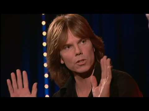 Joey Tempest - Interview on the talkshow Riktig 2002