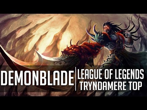League Of Legends - Gameplay - Tryndamere Guide (Tryndamere Gameplay) - LegendOfGamer