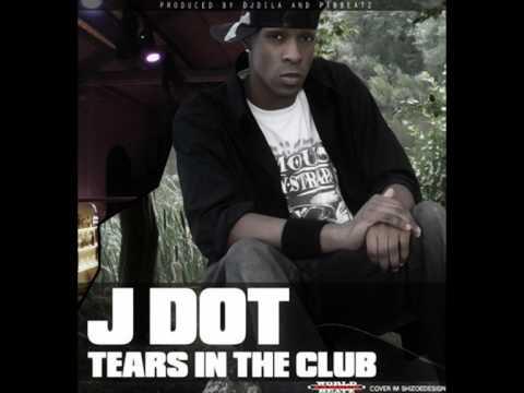 J Dot - Tears in the Club (prod. by DJ Dila & pTbbeatz) HOT CLUB RnB 2010 April