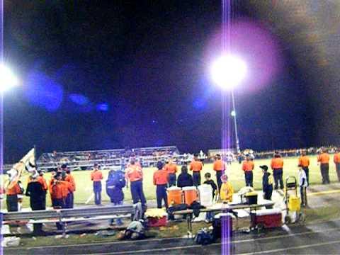 2009 SLHS vs Crestview-Run On