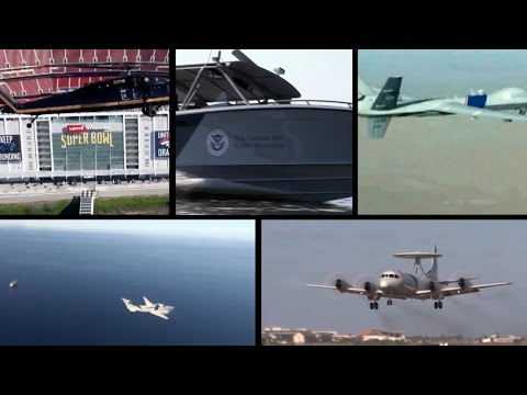 CBP Air and Marine Securing the Maritime Border
