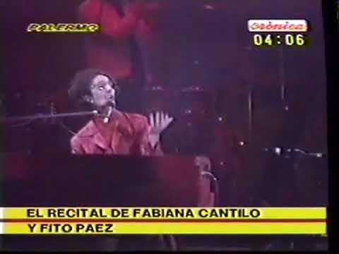 Fito Paez Hazte fama Palermo 1996