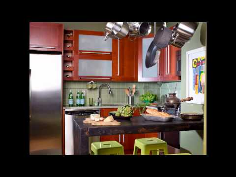 kitchen design ideas for small spaces 2014