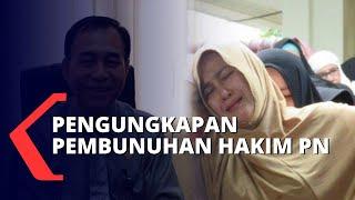 Tega! Istri Hakim PN Medan adalah Otak Pembunuhan Berencana