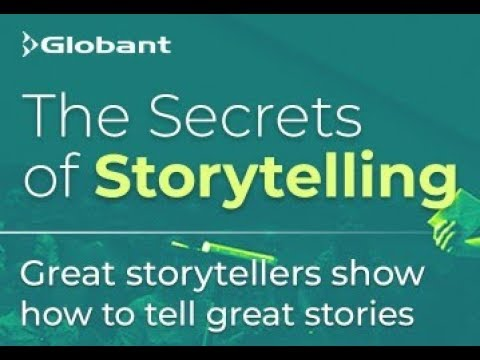 The Secrets of Storytelling: Great storytellers show how to tell great stories