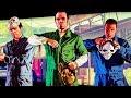 Gambar cover Grand Theft Auto 5 All Cutscenes Full Movie | GTA 5