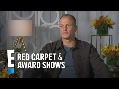 Woody Harrelson Gushes Over Friendship With Jennifer Lawrence  E! Live from the Red Carpet