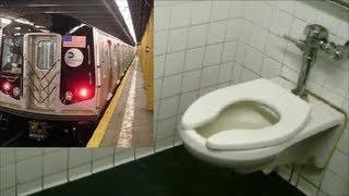 NYC Subway Public Restrooms: 45 Places