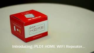 PLDT Wi-Fi Repeater - HUAWEI WS322