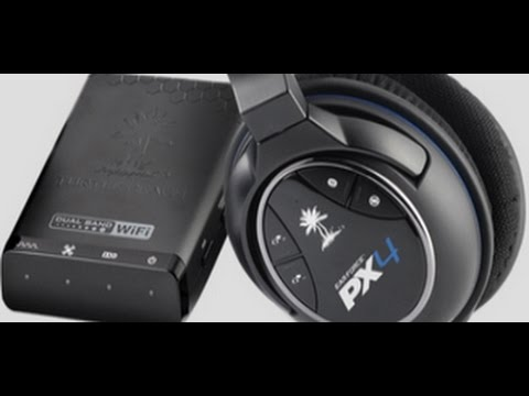 turtle beach px4 casque ps4 unboxing explications youtube. Black Bedroom Furniture Sets. Home Design Ideas