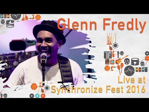 Glenn Fredly live at SynchronizeFest - 30 Oktober 2016