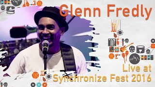 Video Glenn Fredly live at SynchronizeFest - 30 Oktober 2016 download MP3, 3GP, MP4, WEBM, AVI, FLV Maret 2018