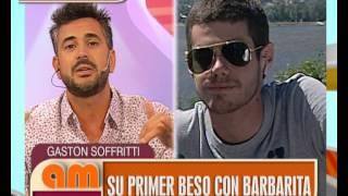 Gastón Soffritti, lo que lo conquistó de Barbarita - AM