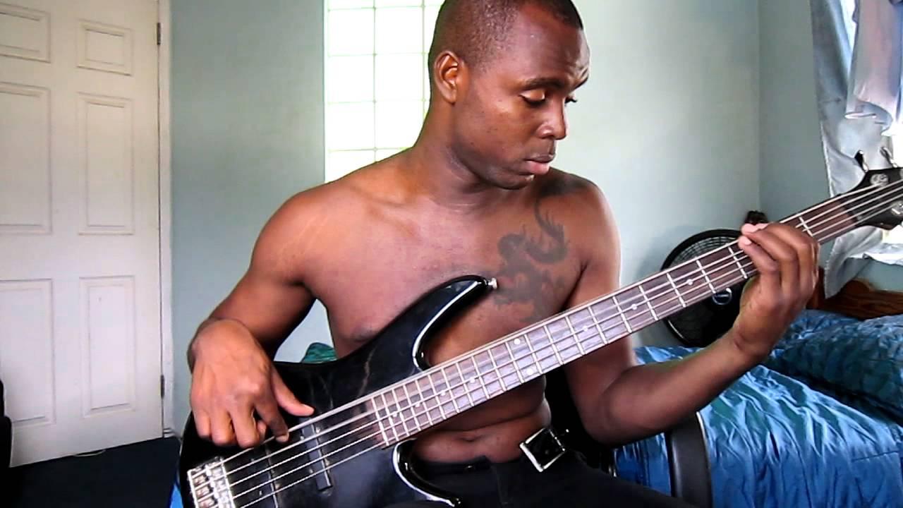 how to play enter sandman on bass