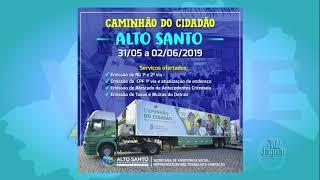 Prefeita Iris Gadelha trará para o Alto Santo, do dia 31 de maio a 2 de junho de 2019, as ações do C