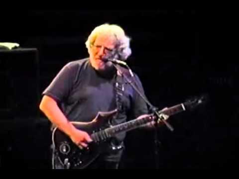 Rainy Day Women (w/ B Dylan) Grateful Dead 10 17 1994 Madison Square Garden, NY set2 10