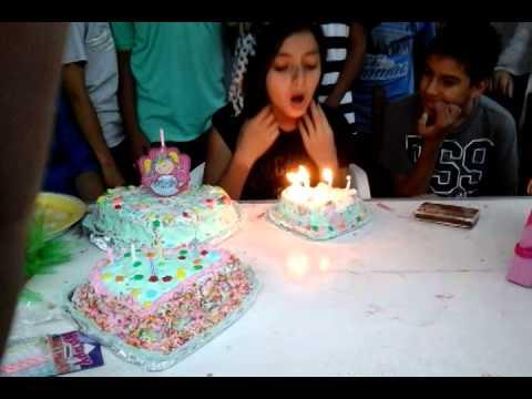 La mejor embarrada de pastel!!!