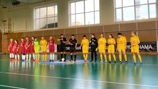 Золото всероссийского турнира по мини футболу у ставропольских спортсменок