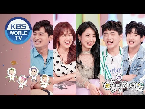 Guests : The EastLight's, Chaeyeon, Gyeongree, Won Kijoon [Hello Counselor/ENG,THA/2018.07.02]
