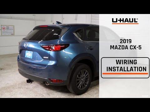 [DIAGRAM_4PO]  2019 Mazda CX-5 Wiring Harness Installation - YouTube | Mazda Cx 5 Trailer Wiring Diagram |  | YouTube