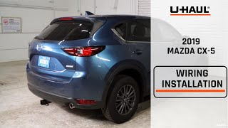 2019 Mazda CX-5 Wiring Harness Installation - YouTubeYouTube