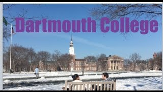DARTMOUTH COLLEGE - A Second A Day - Freshman Year - Winter Term (17W) - Class of 2020