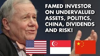 JIM ROGERS: Searching For Blockchain Investments, Lithium Is KING!