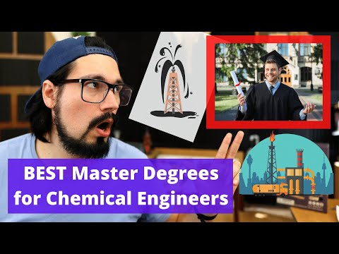 Best Master Degrees for Chemical Engineers - 2021 Review