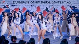 160717 RaTiaRa cover SISTAR - I Like That @Esplanade Cover Dance#3 (Audition)