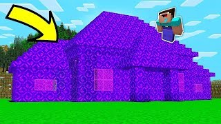 НУБ НАШЕЛ ДОМ ИЗ ПОРТАЛОВ В Майнкрафте! Minecraft Мультики Майнкрафт троллинг Нуб и Про
