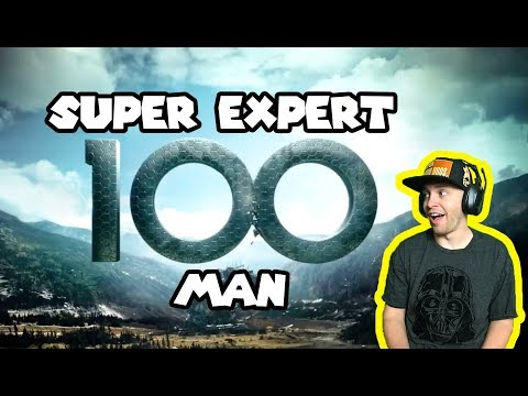 Can He Clutch FOR THE PEOPLE!? Super Expert 100 Man Mario Maker