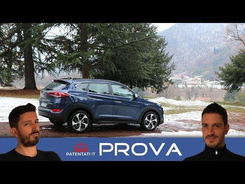 Hyundai Tucson 1.7 CRDi XPossible, prova su strada - Motori.it