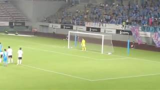 サガン鳥栖vs多度津FCは7-0で勝利! ベストアメニティスタジアムバック...