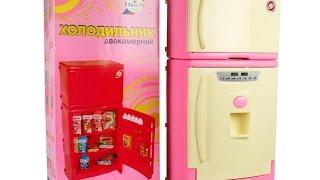 видео Детский холодильник