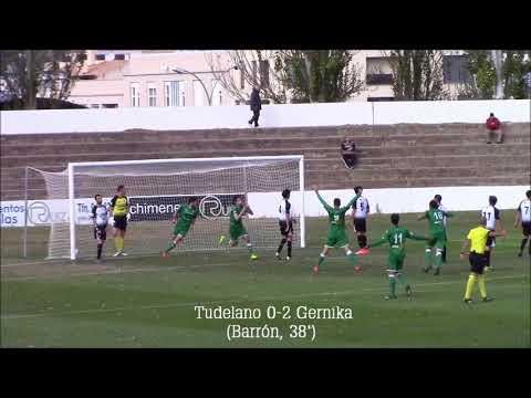 Tudelano 1-2 Gernika (J13. T17/18)