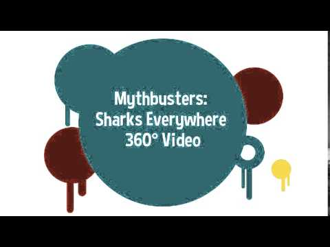 Shark Week 3: Mythbusters: Sharks Everywhere #360