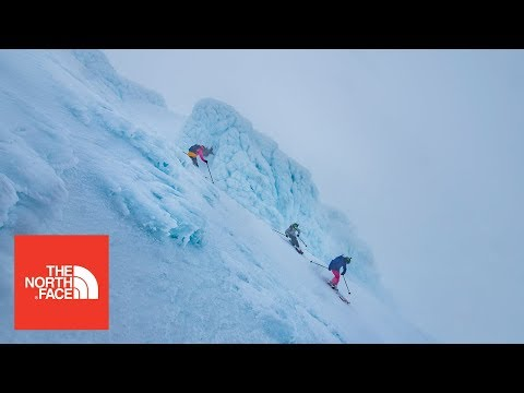 The North Face: Taranaki