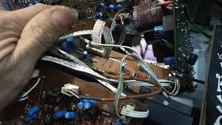 Cách sửa amly bị nghẹt một bên tiếng , bên to bên nhỏ.