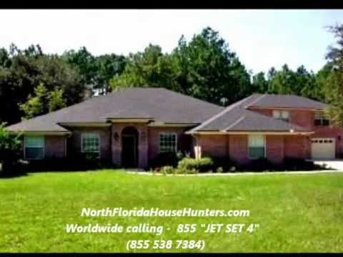 Jacksonville / Ponte Vedra / Green Cove Springs - Equestrian Estate / Horse Ranch for sale !