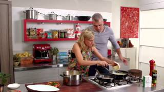 Gourmet Four Cheese Macaroni Bake Featuring Adam Swanson On Everyday Gourmet