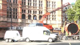 The Commitments FOH Time Lapse Video