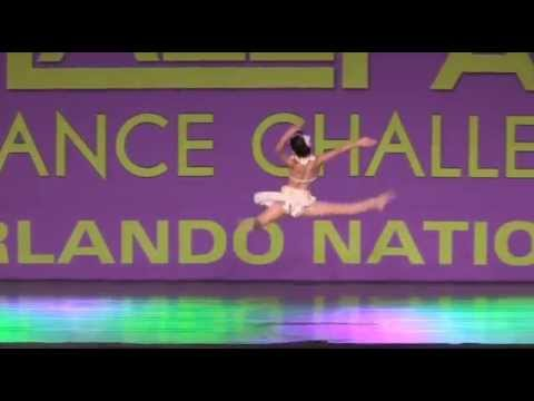 Secrets - Hall of Fame Dance Challenge National Solo