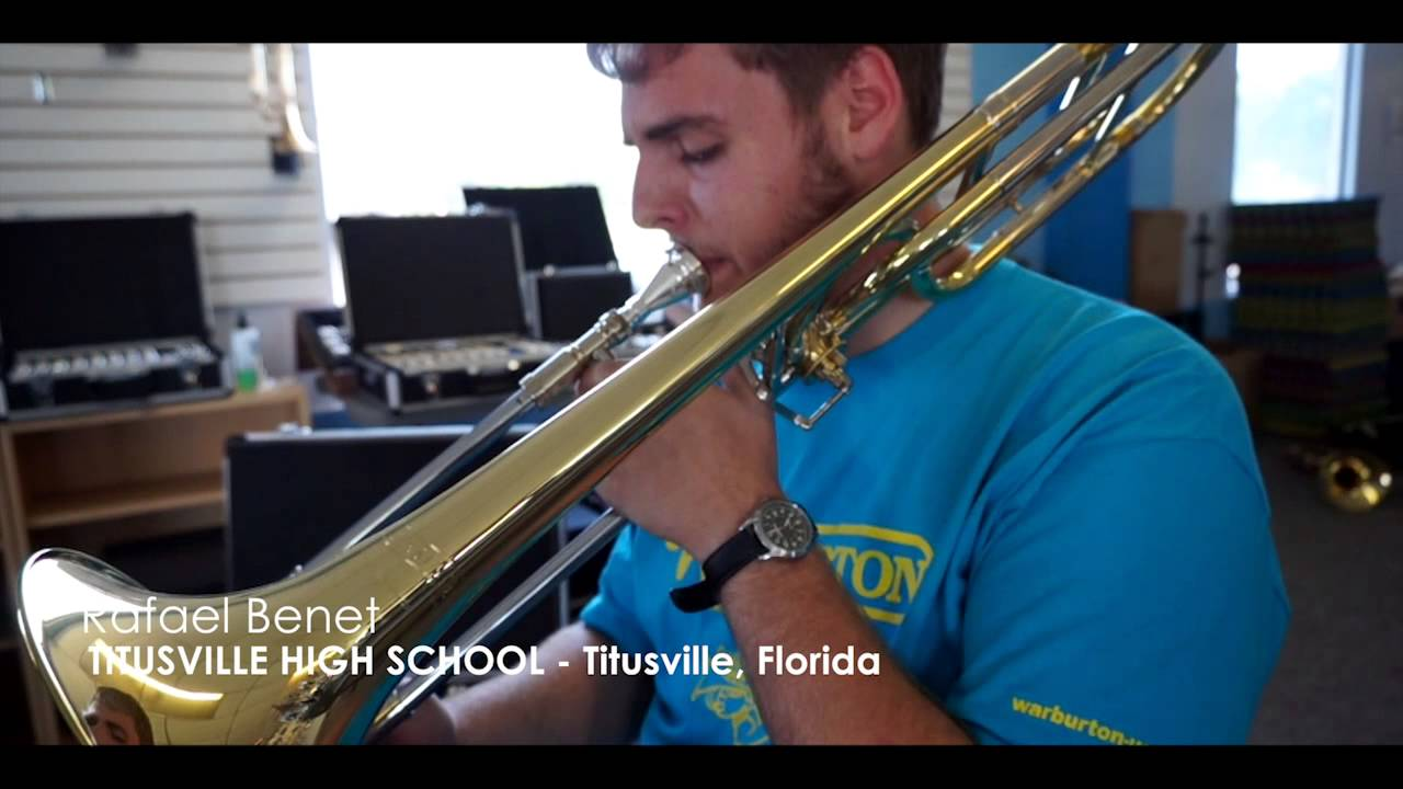 Trombone, Euphonium, and Baritone Mouthpieces