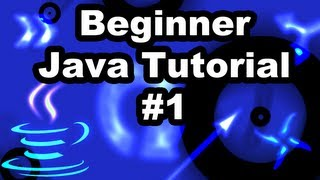 Learn Java Tutorial 1.1- Setting up Eclipse, Hello World